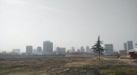 这啥时候才能建好啊,市中心却那么荒凉…