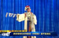 西安易俗社优秀剧目《夺锦楼》富平县演出