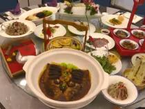 《穆堂香·振兴陕菜》舌尖上的渭南    光明大酒店——荷开富贵鸡