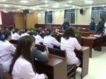 省民政厅领导慰问我市未成年人救助保护和儿童福利机构