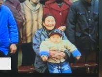 百岁老人张春田:豁达开朗  健康长寿