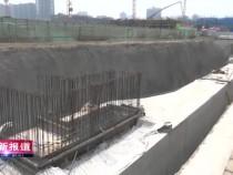 渭南高新区:电缆落地 让城市更靓丽