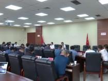 临渭区召开全国文明城市创建工作会议 安排部署相关工作