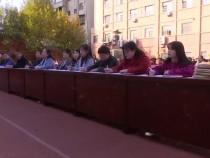 临渭区解放路小学开展养成文明习惯主题演讲比赛