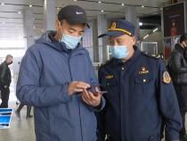 临渭区:严把防控关筑牢安全线 保障市民安全过节