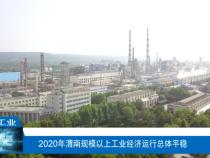 【渭南工信】2020年渭南规模以上工业经济运行总体平稳
