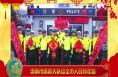 渭南市公安局交警支队高新大队向全市人民拜年了