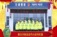 渭南市公安局交警支队高交大队给全市人民拜年了