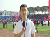 韩城市首届田径运动会开赛 千名选手逐鹿赛场