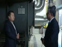 臨渭區加大燃氣鍋爐低氮燃燒改造