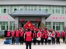 临渭区官邸镇:义务劳动做表率  干部奉献展风采