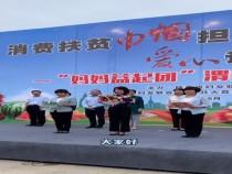 省、市、县三级妇联主席为巾帼消费扶贫产品代言