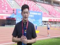 2020年陕西省青少年田径锦标赛渭南赛区比赛正式开赛
