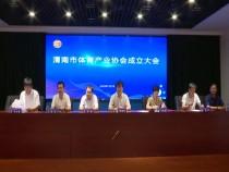 渭南市体育产业协会正式成立