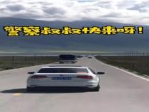 青甘川篇⑤ _ 警察叔叔快来呀!一群家伙在公路上开Party!