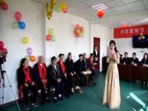 """白水县社会福利中心举行""""欢度重阳节 浓浓敬老情""""文艺汇演"""