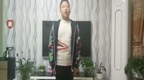 曹子砚朗诵《中国梦》