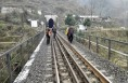 韩城全力做好清明节期间铁路护路联防工作