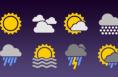 本周我省天气多云为主 局地有阵雨