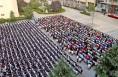 大荔县法制教育走进洛滨中学 3700名学生聆听报告