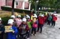 韩城市开展幼儿园交通安全宣传教育活动