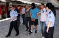 大荔公安50天抓获在逃人员16名