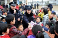 高新区民警深入辖区学校开展安全教育活动
