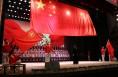 """澄城县教科局举办""""时代欢歌,放飞梦想""""合唱比赛"""