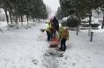 陆治原就进一步做好强降雪天气应对工作提出要求