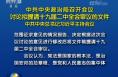 中共十九届二中全会将于1月18日至19日在北京召开