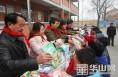 渭南市江苏商会向三张镇中心小学捐赠图书
