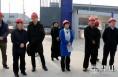 中国保健协会副会长简光廷来渭南经开区调研