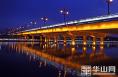 【网络媒体走转改】国家4A级景区大荔同州湖装扮一新迎新春