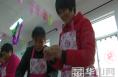 商城社区:饺子包出邻里情 开心团圆迎新春