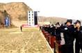 大荔县公安局组织民警靶场竞技练精兵活动