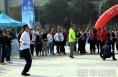 """大荔同州广场街头跳绳比赛""""蹦起来"""""""