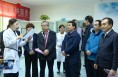 国家卫健委疾控局局长毛群安来临渭区调研疾控工作