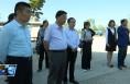 省委政研室来临渭区调研农村人居环境整治工作