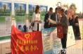 高新区开展爱国卫生月宣传活动
