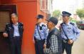 韩城新城派出所民警救助八旬走失老人
