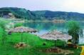 白水林皋湖景区被授予国家4A级景区称号