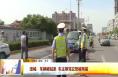 澄城:车辆被贴条 车主辱骂交警被拘留