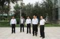 四川省绵阳市涪城区人大常委会来临渭区考察街道议政会工作