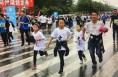 身边的他出现在了中国渭南国际马拉松赛