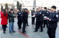 """韩城公安开展""""互联网+公安政务服务""""宣传月活动"""