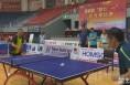 澄城县举办乒乓球比赛 百余干部职工赛场献礼庆七一