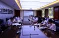 陕西医药集团来经开区考察项目选址