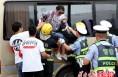 全省旅游安全应急救援综合演练在大荔举行