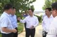 李毅赴渭河渭南段沿岸  全线检查防汛工作