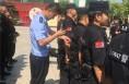 潼关县公安局巡特警大队圆满完成支队业务考核工作